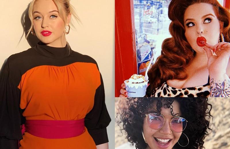 Не Эшли Грэм: 7 блогеров плюс-сайз, которых обожают миллионы