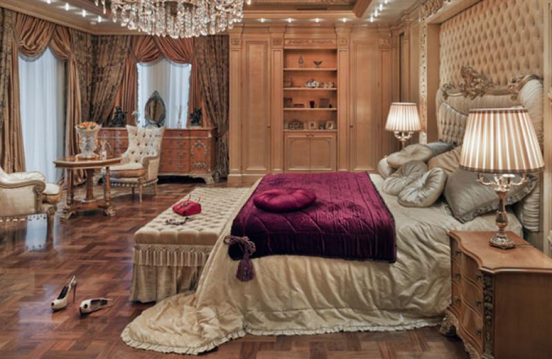 5 роскошных спален в кино