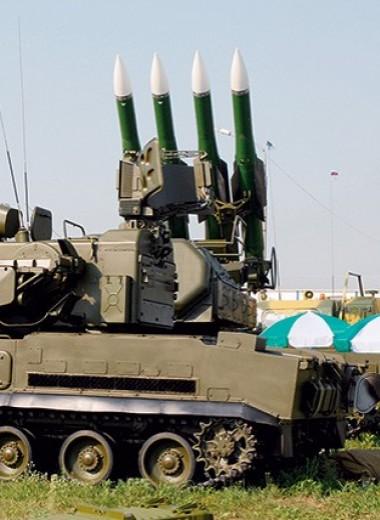Как устроен зенитный ракетно-пушечный комплекс «Тунгуска»