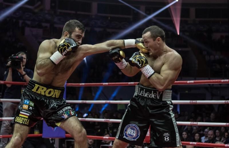 Как настроиться на победу: секреты от боксера Мурата Гассиева