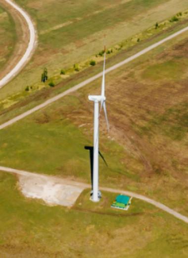 Энергия из воздуха. Как развивается ветряная генерация в России и мире