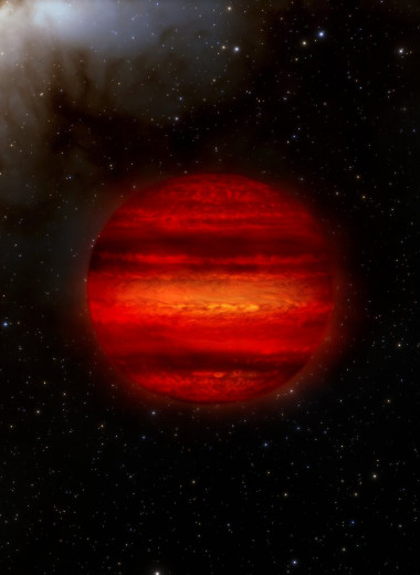 Раскрученные звёзды: найдены 3 самых быстровращающихся коричневых карлика