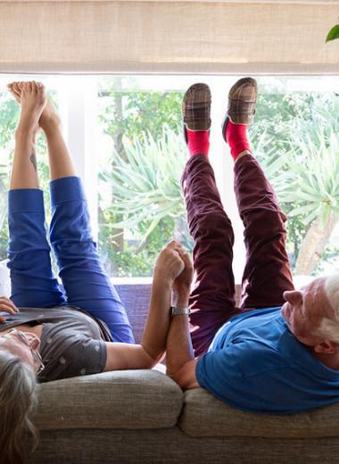 Прививка от тоски и одиночества: почему лучше никогда не уходить на пенсию