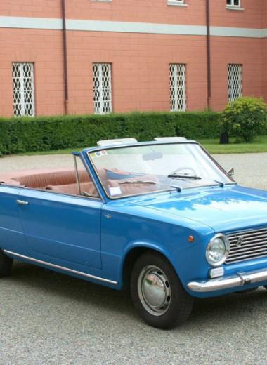 Как итальянцы сделали кабриолет из прототипа «вазовской» копейки
