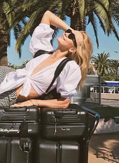 Как быстро собрать чемодан в любое путешествие