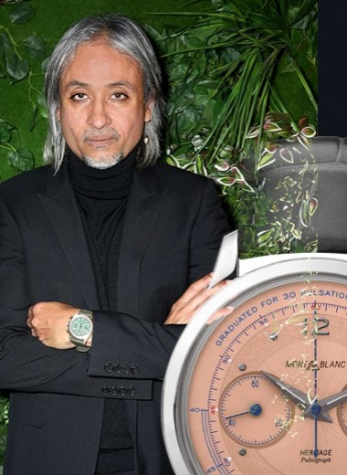Креативный директор Montblanc — о винтаже, аутентичности и часах «1858»
