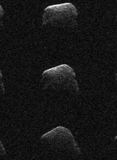 Телескоп «Субару» составил портрет ядра умирающей кометы