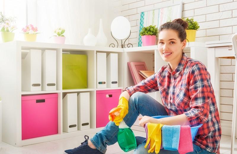 Умный дом: 10 лайфхаков, чтобы уборку было делать проще