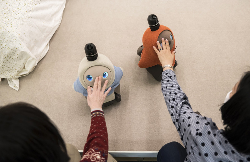 Эффект «зловещей долины»: могут ли роботы сделать нас счастливыми