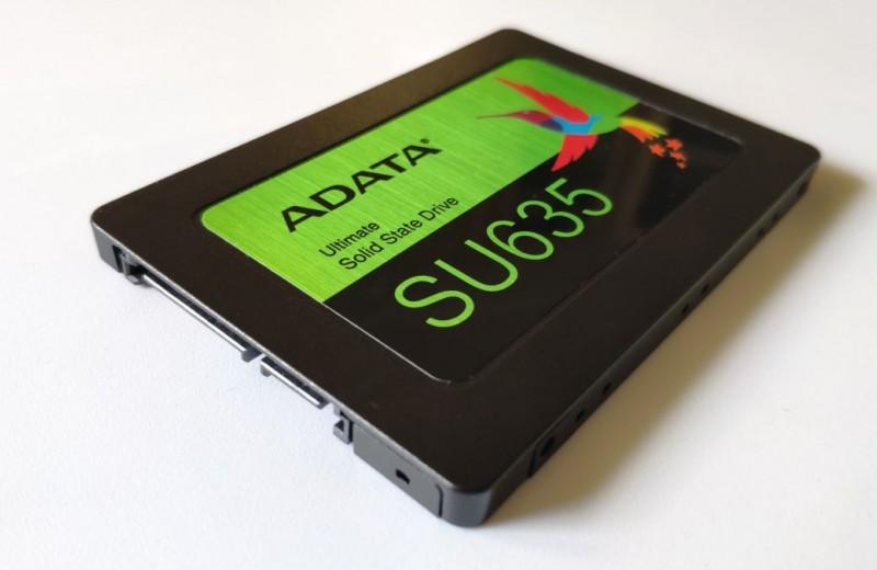 Тест нового SSD ADATA Ultimate SU635: на пределе возможностей SATA