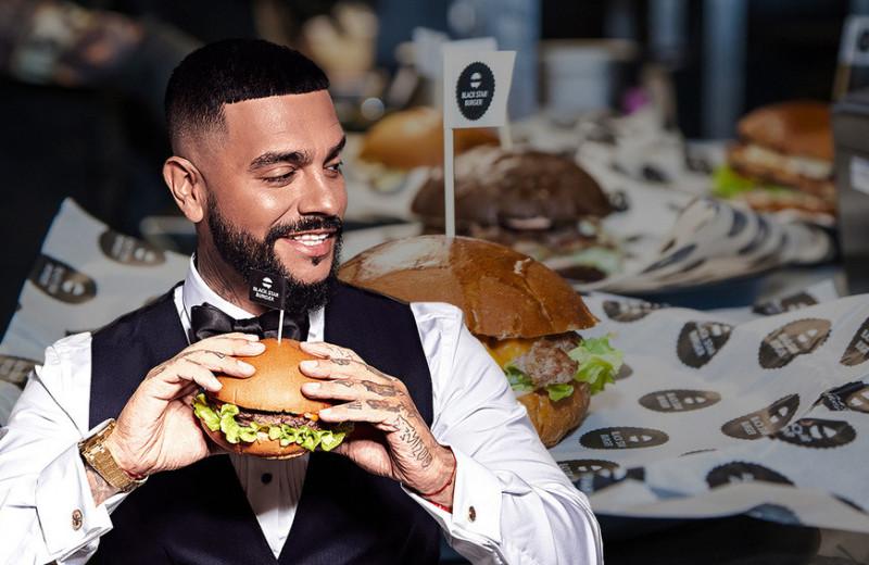 Котлета от Тимати: сколько можно заработать на франшизе Black Star Burger