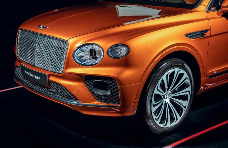 Глава Bentley в России — о новом Bentayga и конкуренции в сегменте люкс