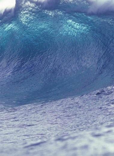 В Южном полушарии зарегистрирована гигантская волна