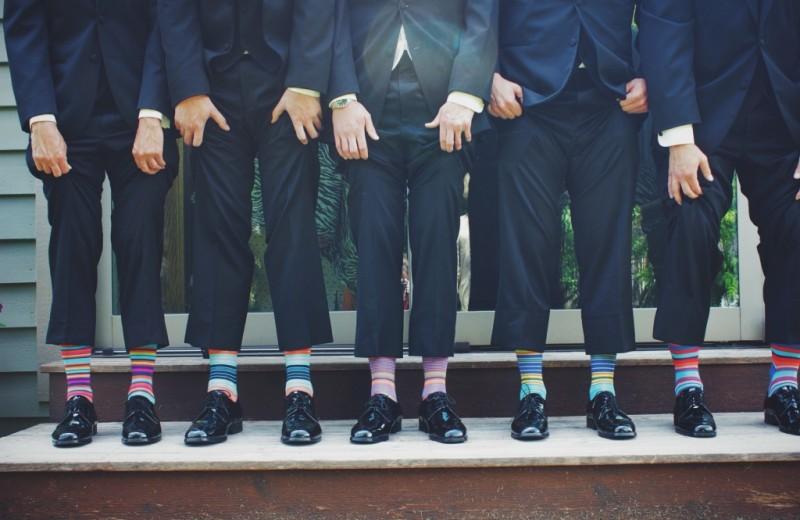 Как выбрать мужские носки: правильная высота, цвет и другие советы