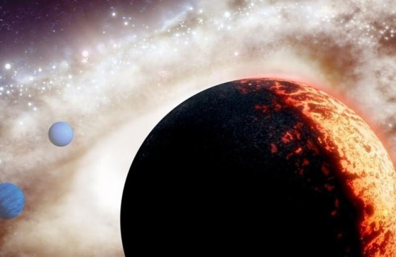 Что скрывает древнейшая планета во Вселенной