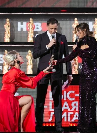Золотую Сирену «Нового Радио» получили Гагарина, Билан, Барских и другие звезды
