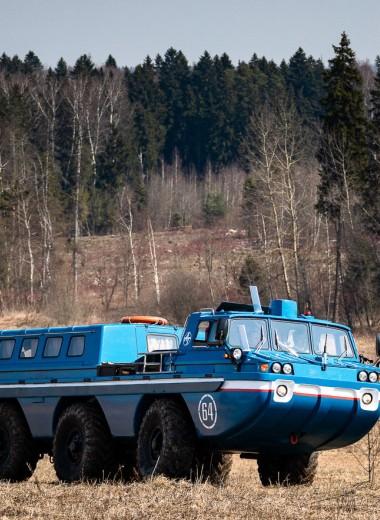 Как спасти космонавтов: комплекс «Синяя птица»