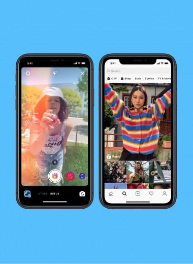 Почему соцсети становятся похожи друг на друга