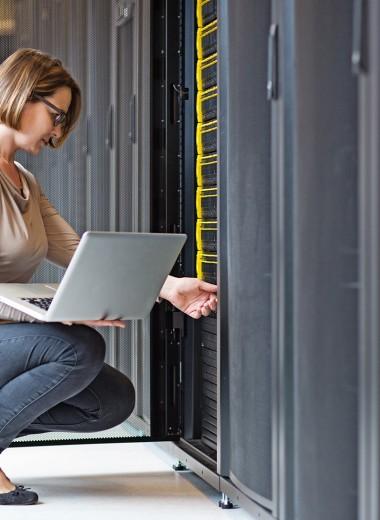 Ищите женщину. Как найти баланс кадров в сфере IT