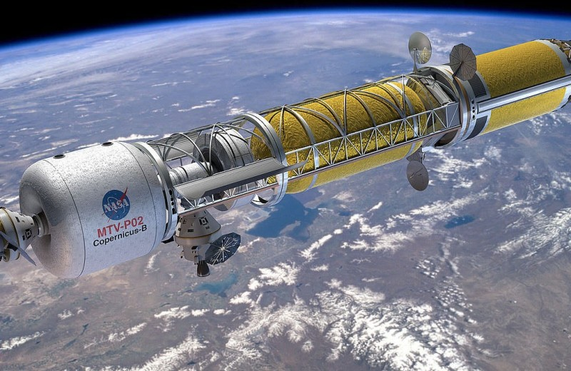 Прекрасное далеко: что дадут ракеты на ядерном топливе