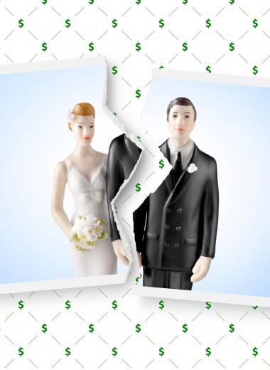 Не сошлись кошельками: почему деньги в России — главная причина разводов