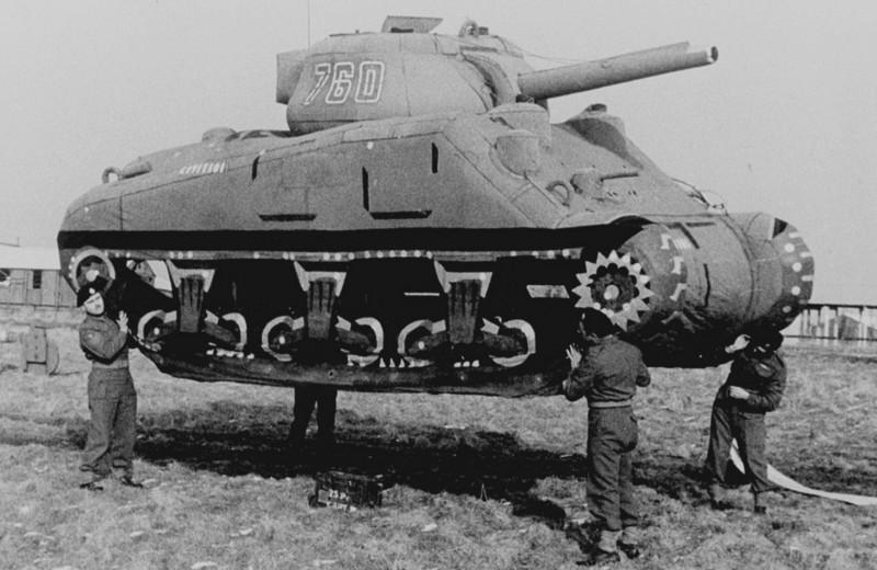 7 самых необычных воинских частей в истории