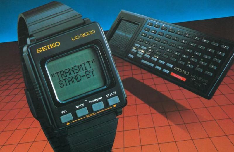 Какими были смарт-часы в докомпьютерную эпоху: 5 главных моделей ХХ века