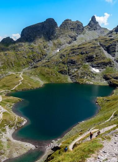 В Швейцарии похоронили ледник. На траурную церемонию пришло 250 человек