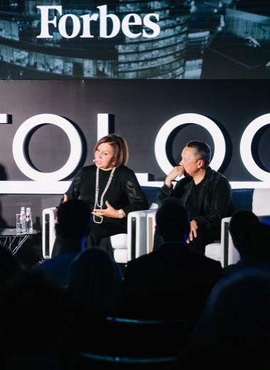 «Есть новая потребность — в вечной жизни»: Марина Мелия и Борис Ким о том, что могут коучи, шарлатанах и Тони Роббинсе