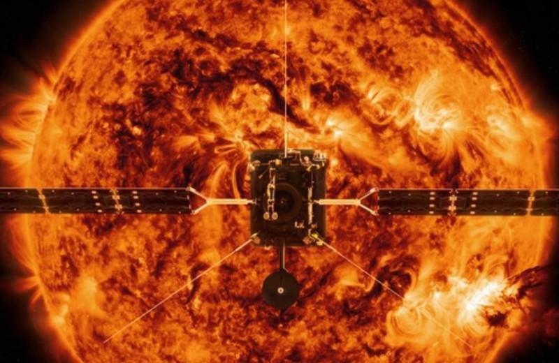 Solar Orbiter максимально приблизился к Солнцу и разворачивает научные приборы