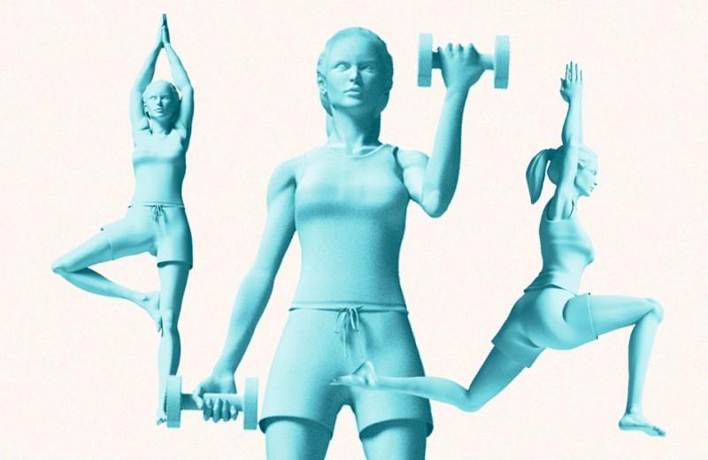 Приз за тело: как устроены фитнес-марафоны и почему они подходят не всем