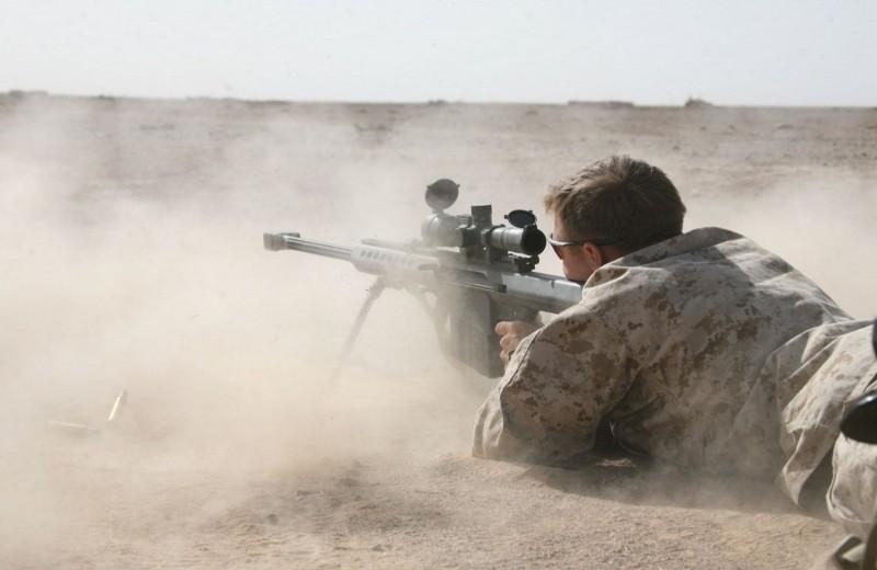 Пять самых дальнобойных супер-винтовок в мире