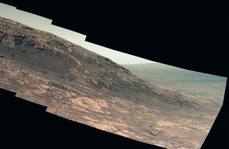 Метеориты выдали несколько изолированных резервуаров воды в мантии Марса