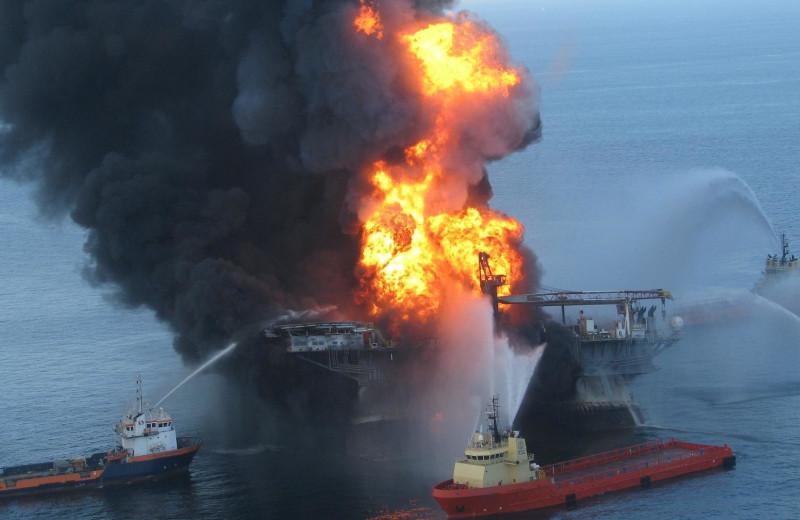 Как все это случилось: Мексиканский залив