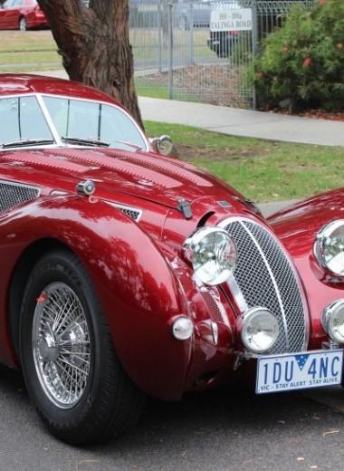 Ещё 10 австралийских автомобилей: они существуют!
