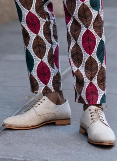 Какую белую обувь, кроме кроссовок, можно носить?