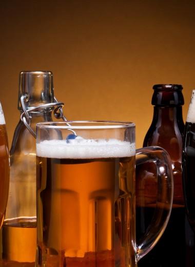 Для рывка: все о пользе и вреде пива
