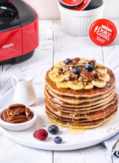 5 стильных завтраков, которые ты обязательно захочешь выложить в Instagram