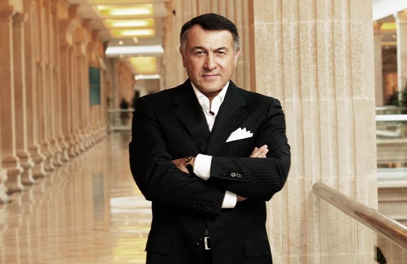 «Я никогда не был по-настоящему богат». О чем говорил миллиардер Араз Агаларов на Forbes Club