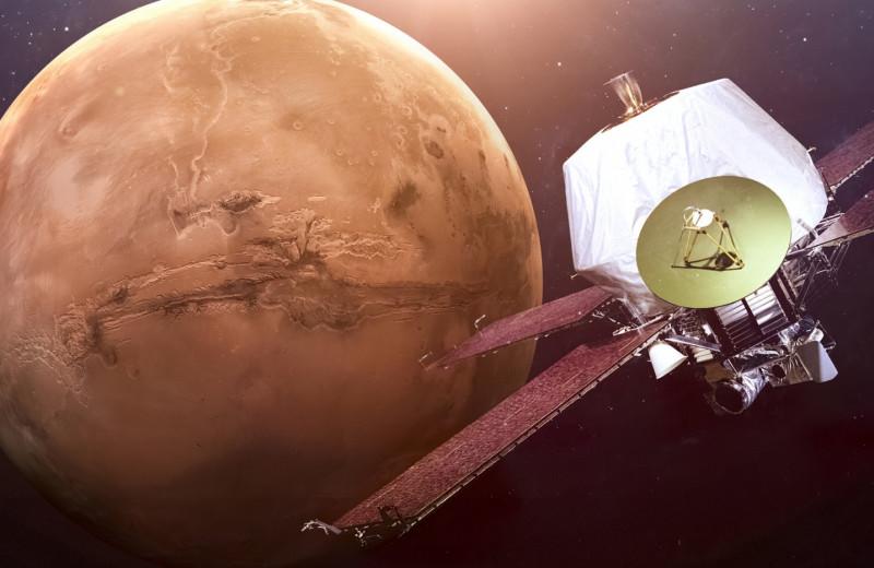 Марсианские каникулы: рассказываем о путешествиях на Марс