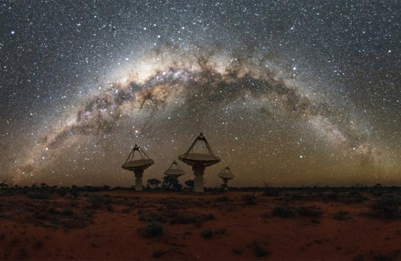 Почти пусто: астрономы выяснили, сколько во Вселенной материи