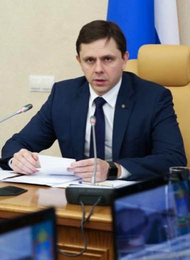 Губернатор Орловской области Андрей Клычков: Крупный и средний бизнес не спешат нам на помощь в борьбе с эпидемией