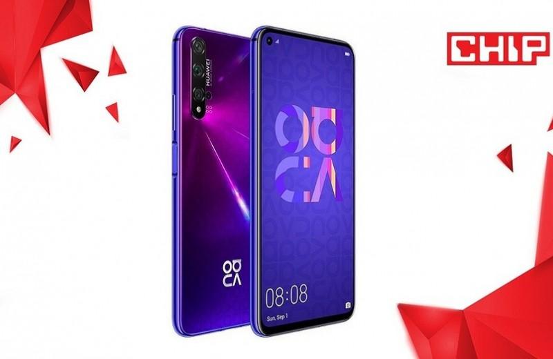 Обзор смартфона Huawei Nova 5T: доступный камерофон