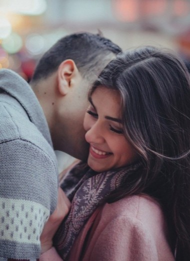 7 частей тела, куда любая девушка хочет, чтобы ее поцеловали (кроме губ)