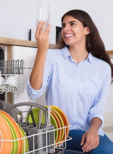 Как пользоваться посудомойкой, чтобы она долго прослужила