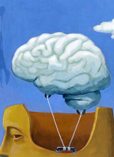 На чью мельницу текут мозги