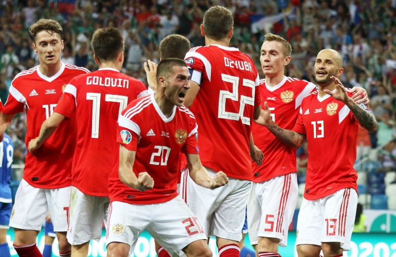 Что нужно знать о выходе сборной России на Евро?