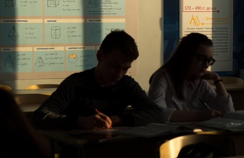 Школьная грамотность успешно хромает