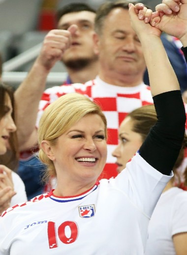 Миссис президент. Как девушка из хорватской деревни возглавила страну