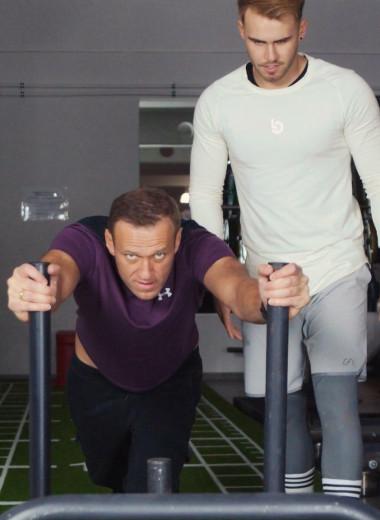 Бокс, пробежки и торт «Шварцвальд»: Reuters рассказал о пребывании Навального в Германии после больницы